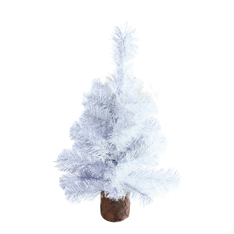 Tannenbaum mit Plastikfuß, 65cm, Ø40cm, 49 Tips