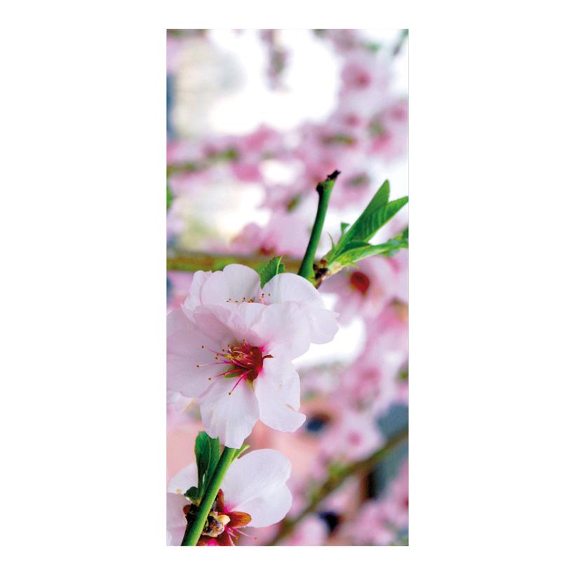 "# Motivdruck ""Blütenzauber"", 180x90cm Stoff"