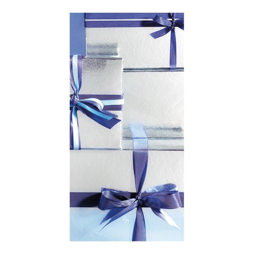 "# Motivdruck ""Silver Ice"", 180x90cm Papier"