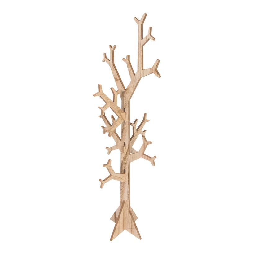 Holzbaum, 90cm mehrteilig, mit steckbarem Astwerk