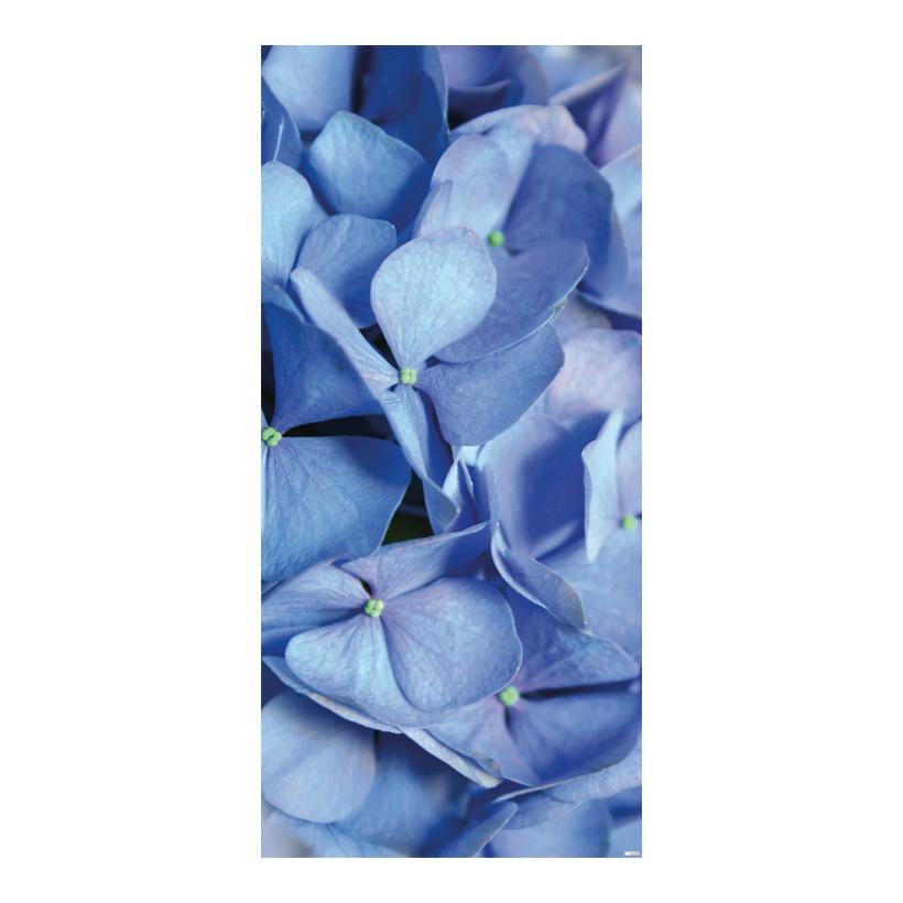 "# Motivdruck ""Blue Hydrangea"", ^ Papier"