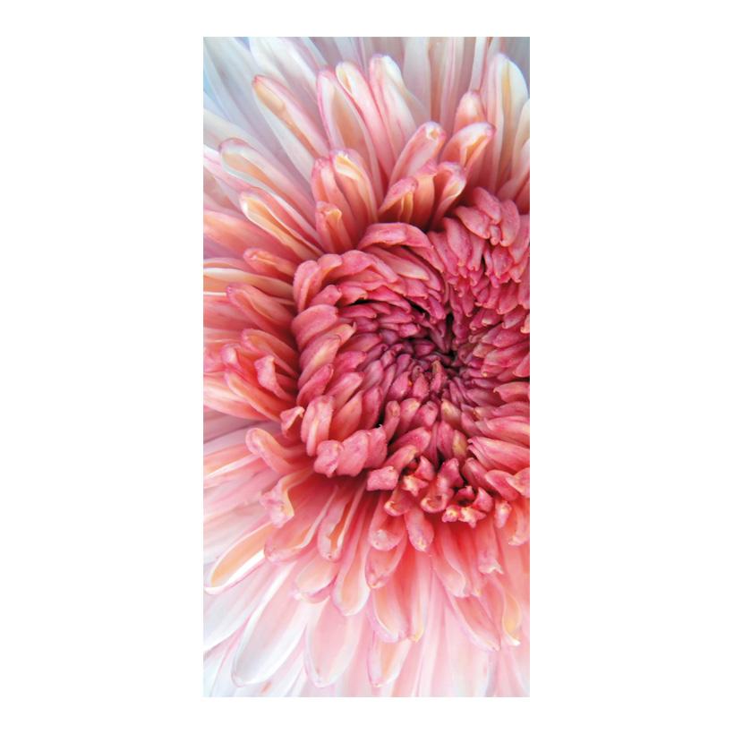 """# Motivdruck """"Dahlie"""", 180x90cm Papier"""