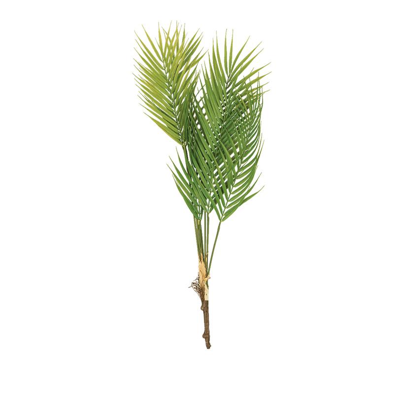 Palmwedel, 80cm 7-fach, aus Kunststoff