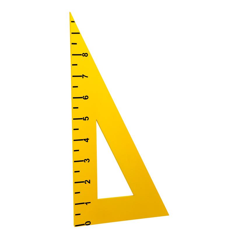 # Geodreieck, 120x60cm, Styrodur-wasserabweisend