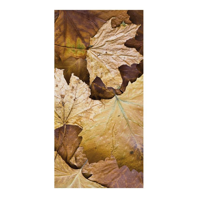 "# Motivdruck ""Herbstlaub"", 180x90cm Papier"